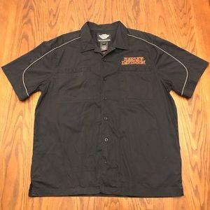 Harley-Davidson Button Down Shirt